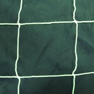Заградительная сетка белая ячейка 100 мм