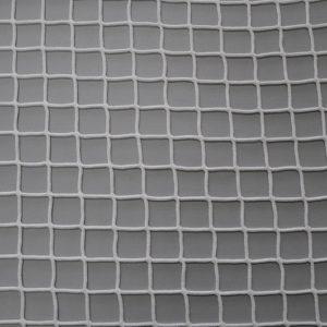 Сетка заградительная 20х20 мм, нить 2,6 мм. Цвет: белый, зеленый