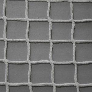 Сетка заградительная 40х40 мм, нить 3,0 мм. Цвет: белый, зеленый, черный