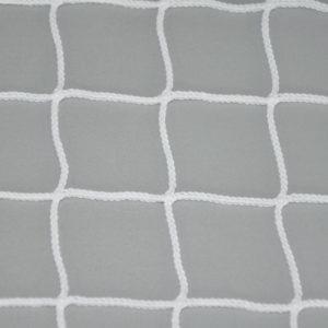 Сетка заградительная 40х40 мм, нить 2,6 мм. Цвет: белый, зеленый, черный