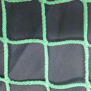 Заградительная сетка зеленая ячейка 40 мм