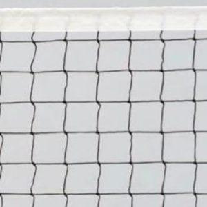 Сетка волейбольная, нить 2,6 мм, трос ПЭ 3 мм