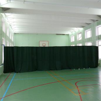 Системы деления зала