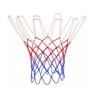 Сетка баскетбольная для кольца. Шнур Ø 4,5 мм. 2 шт. МУЛЬТИ