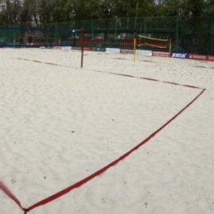 Комплект для разметки площадки пляжного волейбола №2