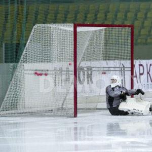 Сетка гашения для ворот хоккея с мячом, Ø 3,0 мм, 2 шт.
