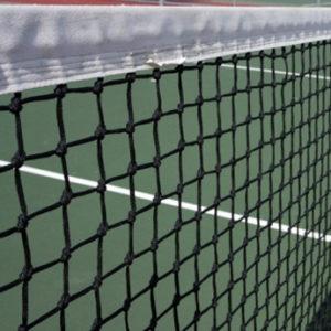 Сетка теннисная Ø 2,2 мм, 4 подвязки